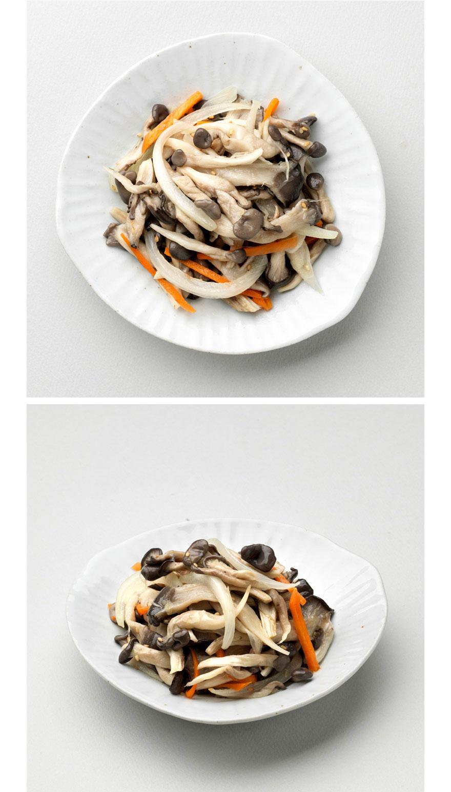 느타리버섯볶음 언제 먹어도 질리지 않는 쫄깃한 느타리버섯볶음은 식탁 위 단골 반찬입니다. 담백하면서 자극적이지 않고, 버섯 특유의 향미가 입맛을 돋우는데요. 감칠맛 나게 볶아진 느타리버섯볶음만 있어도 식탁 위가 풍성해져요.